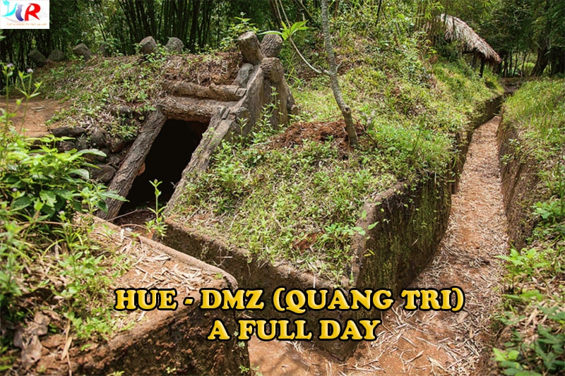 Hue to DMZ private easy riders tour