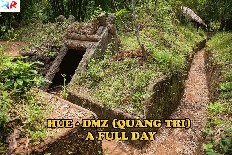 Easy Riders Tour Hue to DMZ